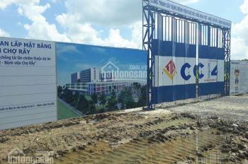 Thông tin dự án hot - SHR, mở bán đợt 1: KDC liền kề BV Hữu Nghị Việt - Nhật giá chỉ 919 triệu/nền