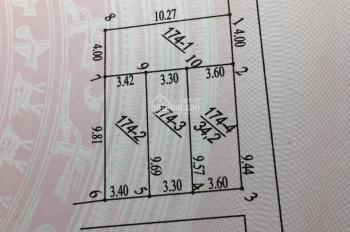 Chính chủ bán đất tổ 11 Yên Nghĩa, Hà Đông, Hà Nội