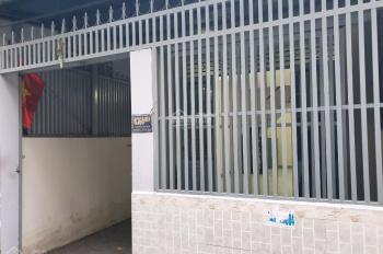Cần tiền bán căn nhà 1 lầu rẻ nhất P. Đông Hưng Thuận, Q. 12. Gần chợ Cầu