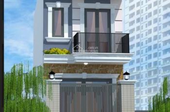 Nhà phố 1 trệt 1 lầu ở trung tâm huyện Bình Dương ở Tân Phước Khánh ở giữa KCN Tân Uyên. 0765987486