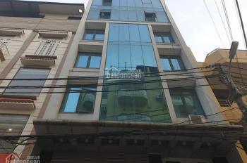 Bán nhà mặt phố Nguyễn Khắc Hiếu dt 86m2 x 9t, mt 5,2m (hè rộng)