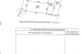 Bán tất hoặc 1/2 đất thổ cư chính chủ, 2 mặt tiền cách KCN Bắc Thăng Long 3km