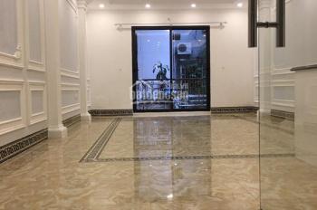Bán nhà phố vip Thái Hà trung tâm quận Đống Đa vị trí đắc địa kinh doanh sầm uất, DT: 52m2x6 tầng