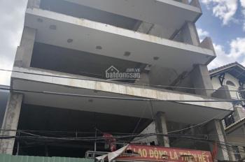 Cho thuê nhà đường Lam Sơn, Tân Bình, diện tích 6x16m, 4 lầu trống suốt, thích hợp kinh doanh