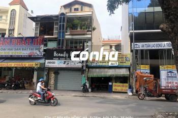 Chuyên cho thuê nhà Quận Tân Bình. Góc 2 mặt tiền hẻm 8m Cửu Long: 6x15m, 1 trệt, 3 lầu, full NT