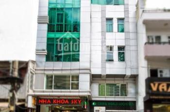 Cho thuê văn phòng Quận Tân Bình, Nguyễn Thái Bình, P. 12, DT: 40m2, giá: 13tr/th, 0971079192