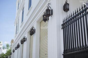 Mặt bằng - shophouse căn hộ cho thuê