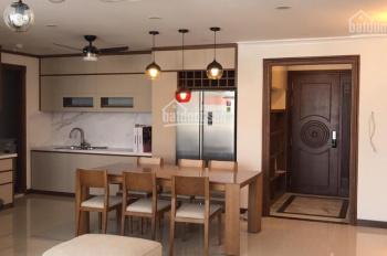 Cần cho thuê căn hộ tại Platinum Residences số 6 Nguyễn Công Hoan dt: 118m2, 2PN, đủ đồ 17tr/th