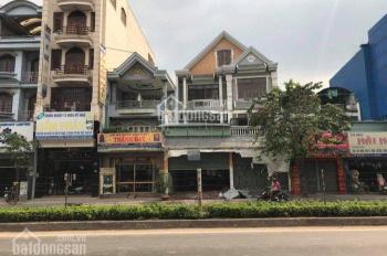 Cần cho thuê nhà mặt tiền đường Âu Cơ, Q. Tân Bình, DT 7x28m
