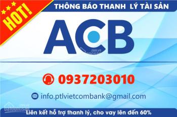 (SỰ KIỆN) Ngân hàng ACB HT thanh lý 28 lô đất chuẩn KĐT 5 SAO Bình Tân, tặng gói nội thất 350 Triệu
