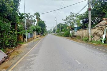 Cần bán 500m2 nhà đất mặt đường chính Phú Mãn, Quốc Oai, giá 6.5tr/m2, Ms Chiến 0971274648