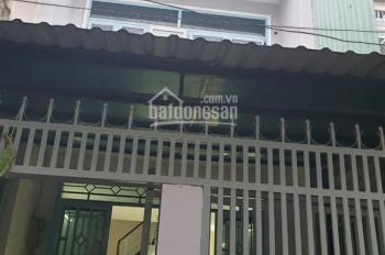 Nhà lầu DT 4x14m, hẻm Đông Hưng Thuận 27, P. Đông Hưng Thuận, Q12