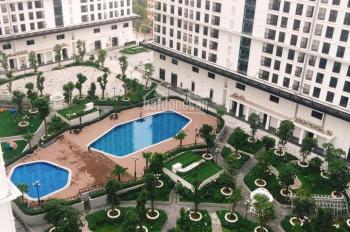 Cho thuê chung cư rất mới gần Keang Nam, mặt đường Mễ Trì - đối diện TTTM The Garden, full nội thất