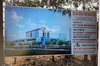 Bán 3 lô đất ở Mỹ Phước 3, Bình Dương, 1 lô đối diện trường cấp 3, 1 lô đối diện bệnh viện Hòa Hảo