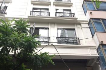 Cho thuê nhà mặt phố Vân Hồ, Hai Bà Trưng, DT: 80m2 x 6 tầng, MT: 6.3m, LH: 0988844074