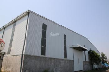 Chính chủ cần bán nhà xưởng 3300m2 tại Cụm cảng Đa Phúc, Phổ Yên, Thái Nguyên
