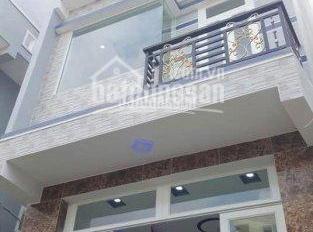 Nhà bán 4x10m xây dựng 3 lầu ngay chợ Bình Thành - Bình Tân 2,06 tỷ. LH 0978351568