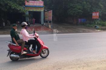 Bán đất trục đường Hòa lạc - Xuân Mai đường 21m kinh doanh buôn bán