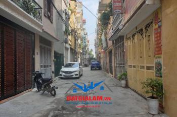 Bán nhà 2 tầng 47m2 mặt ngõ ô tô tránh nhau, Vũ Xuân Thiều, Sài Đồng, Long Biên. LH: 0911882281