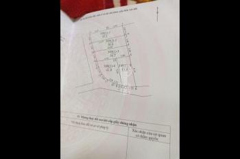 Chủ nhà bán nhanh lô đất 37.3m2 MT 3.4m đường ô tô đất vuông vắn 2 mặt thoáng ở Phúc Lợi, Long Biên