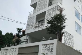 Cho thuê nhà văn phòng mặt tiền Đặng Văn Bi, Bình Thọ. 12x30m, 4 lầu, 230 triệu/th