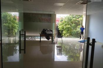 Cho thuê nhà MP Huỳnh Thúc Kháng, 300m2*2 tầng, thông sàn, phố kinh doanh, giá 200 tr/th