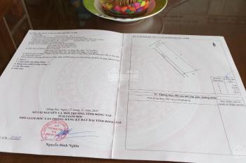 Cần bán lô đất đường Phan Văn Đáng, Phú Hữu, Nhơn Trạch, ĐN, khu dân cư, 147m2, giá 2.7 tỷ