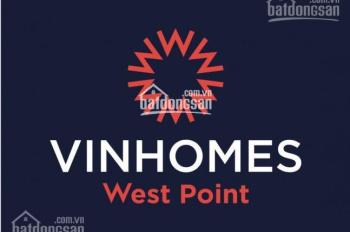 Chỉ với 505tr, sở hữu ngay căn hộ 3PN 92.7m2 Vinhomes West Point, chất lượng và phong cách hiện đại