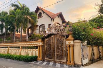 Bán biệt thự 2MTNB Nguyễn Gia Trí (D2), Bình Thạnh DT 12x16m giá 26 tỷ, LH 0935367005