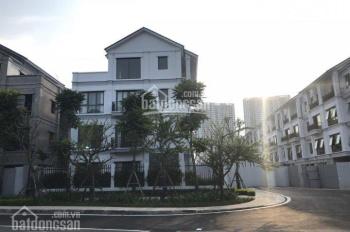 Bán căn góc của LK ST5, hướng Đông Nam, vị trí cạnh vườn hoa và suối nước, giá 14.6 tỷ