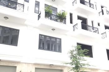Bán nhà mới xây siêu đẹp 4 lầu có thang máy, đường Hà Huy Giáp, Q12, hỗ trợ vay 50% nhận nhà