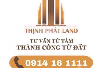 Cần bán rẻ lô đất giá tốt mặt tiền đường Dương Hiến Quyền, LH: 0914161111 Ngọc