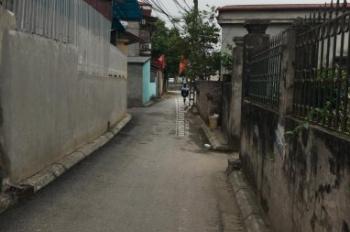 Bán Gấp lô đất 2 mặt đường tại Đông Dư, Gia Lâm, Ô tô đỗ cửa. - LH: 0916017188