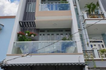 Cần bán nhà hẻm 1 sẹc đường 14 gần chợ Lê Văn Quới, Bình Tân, nhà đẹp, ở liền