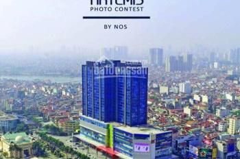 Cho thuê căn hộ cao cấp tòa Artemis, Q Thanh Xuân, cạnh trường đại học Y Hà Nội 15tr/th. 0982958822