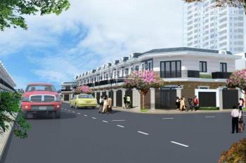 Nhà phố mặt tiền Bình Dương, sổ hồng riêng, NH hỗ trợ 70%, cam kết thuê lại 80 triệu/năm