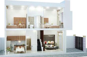 Nhà xây sẵn đầy đủ nội thất bình dương, sổ hồng riêng, cam kết thuê lại 80tr/ năm