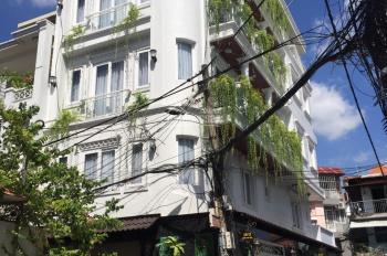 Bán nhà góc 2 mặt tiền đường khu Bàu Cát, 4x17m vuông vắn, 4 tầng giá 14 tỷ