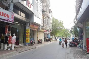 Bán đất phố Dương Quảng Hàm, DT 44m2, MT 4m vuông vắn, ngõ 2,7m, giá 85tr/m2. LH: 0947235686