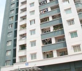Cho thuê căn hộ chung cư F4 Trung Kính, Cầu Giấy, DT: 80m2, giá: 10tr/tháng. LH: 0984408805