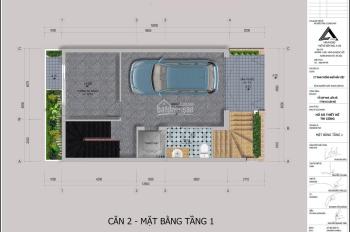 Tôi cần bán căn liền kề tại dự án Thống Nhất - 82 Nguyễn Tuân