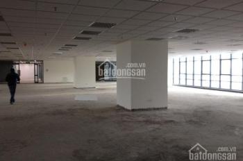 Văn phòng cho thuê hạng B quận Cầu Giấy, phố Duy Tân 100m2, 200m2, 500m2, giá 200 nghìn/m2/tháng