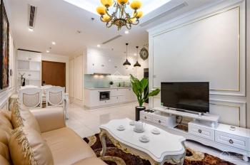 Cho thuê căn hộ Vinhomes Golden River Bason 2PN full nội thất bao phí internet. LH: 0977.20.1995