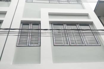 Nhà 4 tầng ô tô đỗ cửa, giá chỉ 1 tỷ 550tr