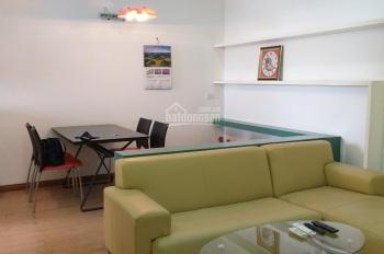 Cho thuê nhà tập thể Địa Chính, Trung Kính, DT: 85m2, nội thất đầy đủ, 7.5tr/th. LH: 0984408805