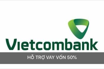 Vietcombank HT thanh lý 40 nền đất và 5 lô góc liền kề Aeon Bình Tân, chợ Bà Hom, có SHR