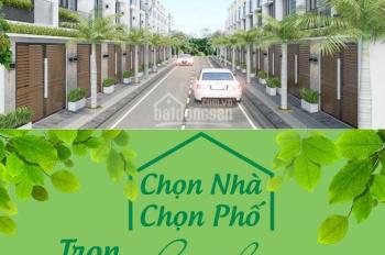 """KDC Đức Linh Green theo xu thế """"sống xanh"""", DT 54.4m2, chỉ 48.5 triệu/m2 HXH"""