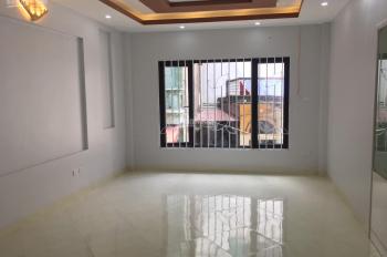 Bán nhà xây mới, taxi đỗ cửa, giá cực rẻ tại phố Định Công Hạ, 36.77m2 x 5 tầng