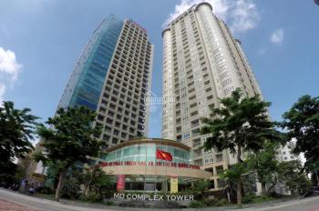 Cho thuê văn phòng MD Complex, Hàm Nghi DT 80 - 300m2, giá rẻ. LH Ms. Trang: 0961265892