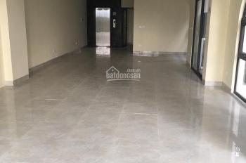 Cho thuê nhà riêng ngõ Thịnh Quang, DT 50m2, 6 tầng, MT 4m, có thang máy, giá 20tr/th